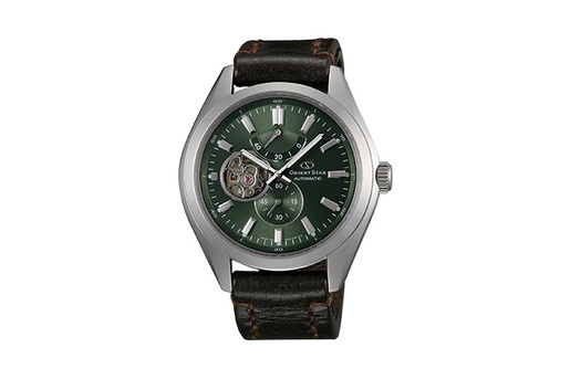Mechanical Contemporary, Leather Strap - 44.0mm (DK02002F)