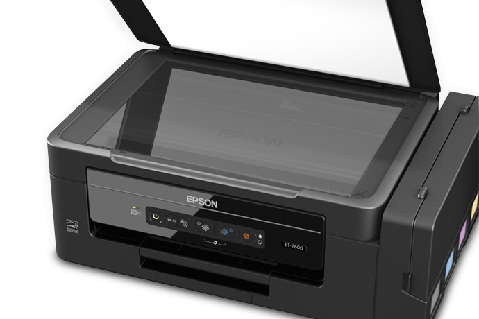 Epson Expression ET-2600 EcoTank All-in-One Printer | Inkjet