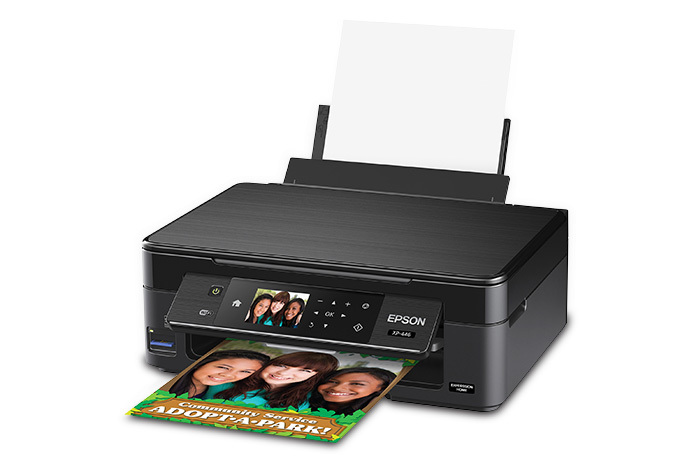 Epson Expression Home XP-446 Small-in-One Printer | Inkjet