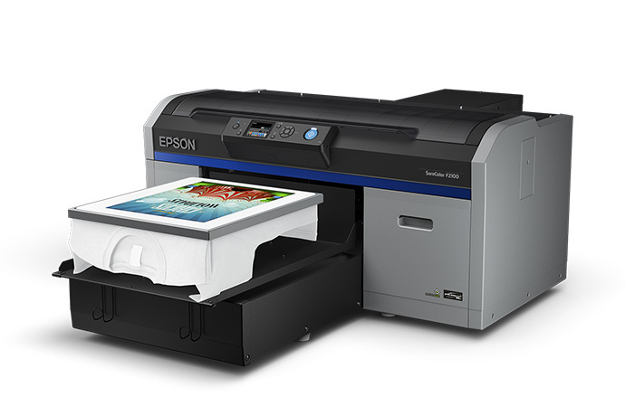 SureColor F2100 Direct-to-Garment Printer