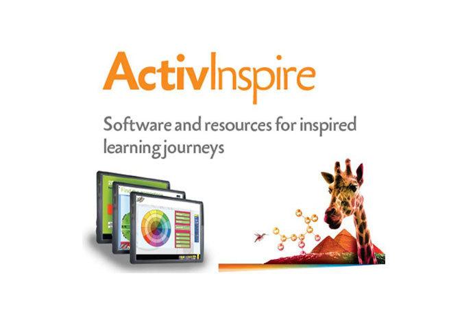 Promethean ActivInspire for BrightLink Interactive Projectors