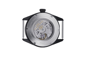 ORIENT STAR: Mechanical Sports Watch, Nylon & Nylon Strap - 41.omm (RE-AU0206B)