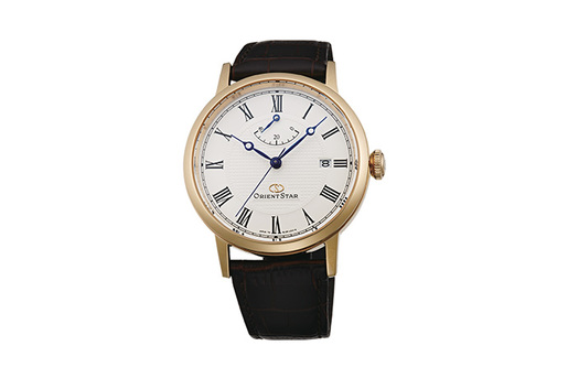 Mechanical Classic, Leather Strap - 38.7mm (EL09002W)