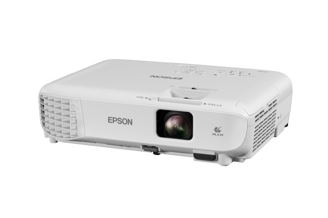 Epson EB-S400 SVGA 3LCD Projector