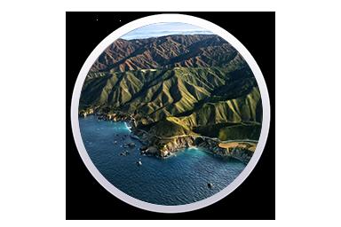 image of the big sur coastline