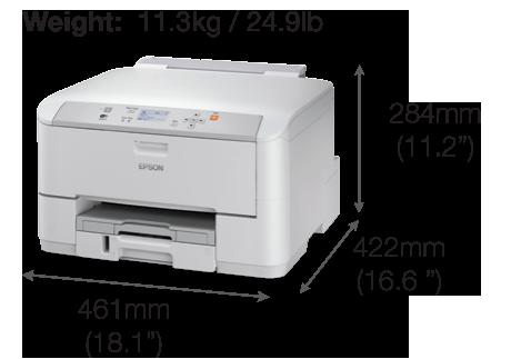Epson WorkForce Pro WF-5111 Wi-Fi Duplex Inkjet Printer