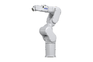 Epson C8L Long Reach 6-Axis Robots