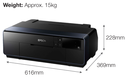 Epson SureColor SC-P607 Photo Printer
