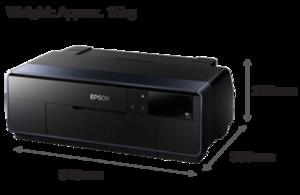 Epson SureColor SC-P607 Photo Printer