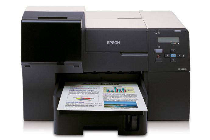 epson b-500dn business color inkjet printer | inkjet | printers