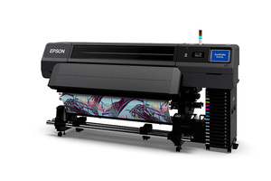 """SureColor R5070L 64"""" Roll-to-Roll Resin Signage Printer"""