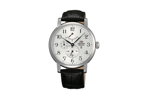 Mechanical Classic, Leather Strap - 41.0mm (EZ09005W)