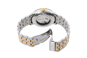 ORIENT: Mechanical Contemporary Watch, Metal Strap - 41.6mm (RA-AC0F08G)