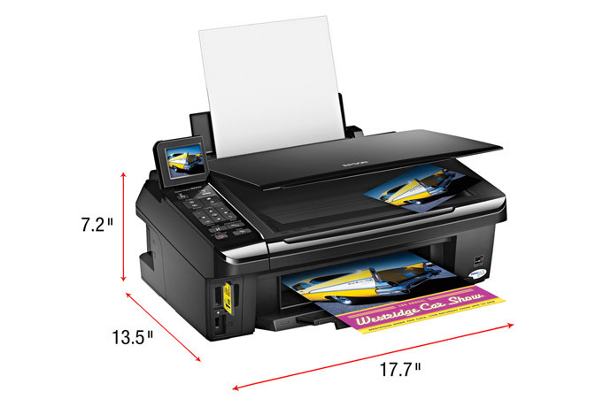 Epson Stylus NX510 All-in-One Printer