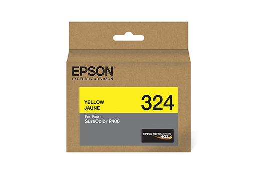 Epson 324, Yellow Ink Cartridge