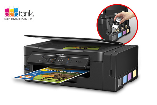 Expression ET-2650 EcoTank All-in-One Printer