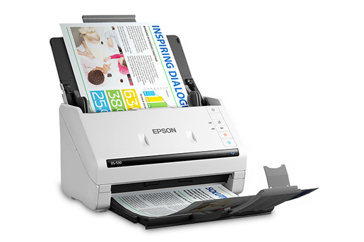DS-530 Color Duplex Document Scanner - Refurbished