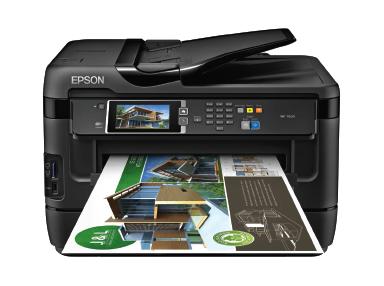Epson WorkForce WF-7620 | WorkForce Series | All-In-Ones | Printers