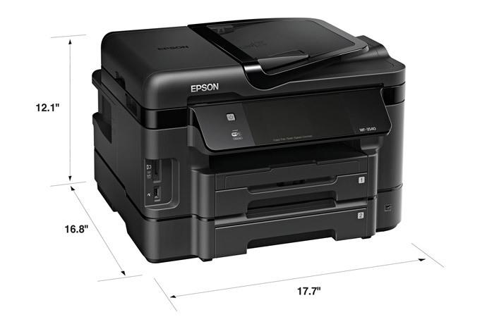epson workforce wf 3540 all in one printer inkjet printers for rh epson com Epson Workforce WF- 3520 epson workforce wf-3540 manual
