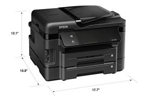 Epson WorkForce WF-3540 All-in-One Printer