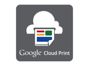 Google Cloud Print Support