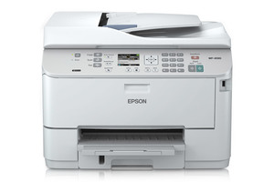 Epson WorkForce Pro WP-4590 Network Multifunction Color Printer with PCL