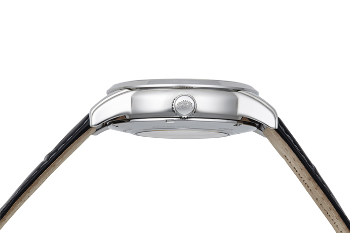 ORIENT: Mechanical Classic Watch, Leather Strap - 42.5mm (AK00002S)