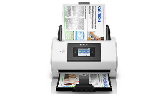 Epson WorkForce DS-780N A4 Duplex Sheet-fed Document Scanner