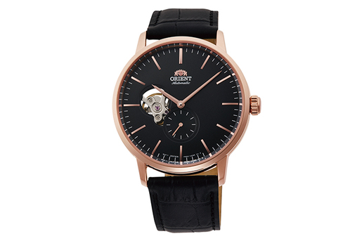 Mechanical Contemporary, Leather Strap - 40mm (RA-AR0103B)