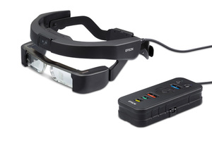 Moverio Pro BT-2000 Smart Headset