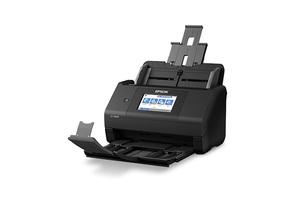 WorkForce ES-580W Wireless Duplex Touchscreen Desktop Document Scanner