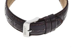 ORIENT: Mechanisch Klassisch Uhr, Leder Band - 40.5mm (AC00008W)