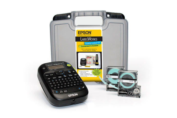 LabelWorks Safety Kit