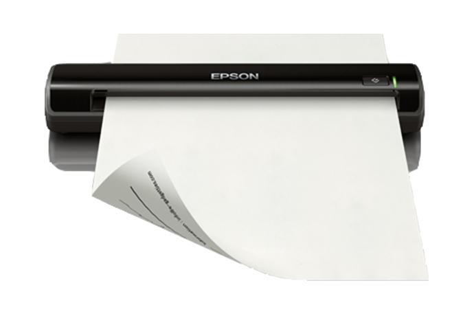 epson workforce ds-30 color portable scanner | mobile document