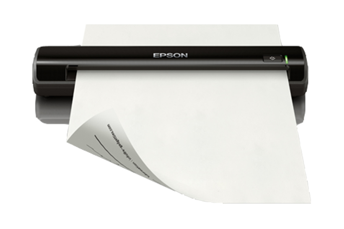 Escáner Epson WorkForce DS-30 Color Portátil