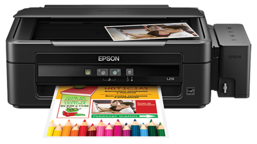 Driver epson l210 rar download.