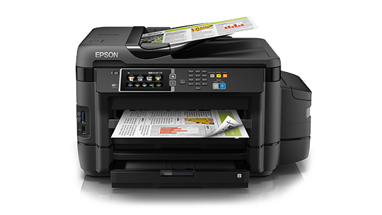 Splinternye Epson L1455 A3 Wi-Fi Duplex All-in-One Ink Tank Printer | Ink Tank RD-01