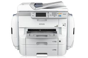 Epson WorkForce Pro WF-R8590 Network Multifunction Color Printer