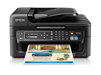 Epson WorkForce WF-2630 | WorkForce Series | All-In-Ones