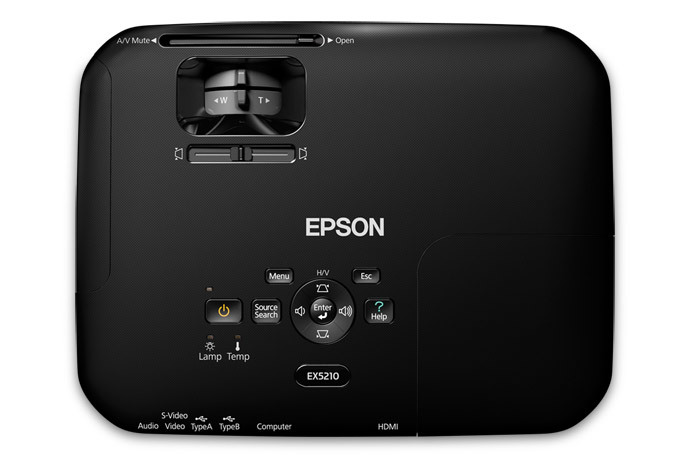ex5210 xga 3lcd projector portable projectors for work epson us rh epson com epson projector ex5220 manual Epson Projector EX5210 Users Manual