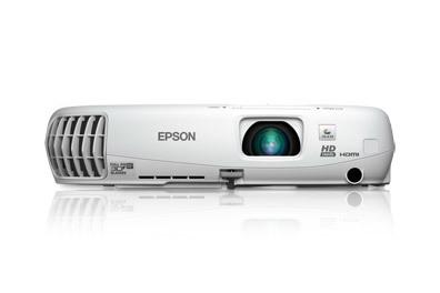 PowerLite Home Cinema 750HD 720p 3LCD Projector