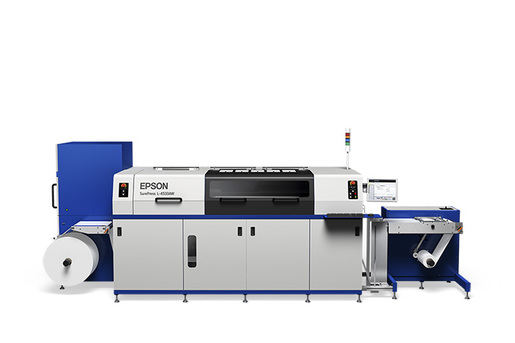 SurePress L-4533AW Digital Label Press