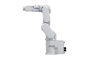 Robôs de 6 Eixos Epson C8 - Tamanho Compacto
