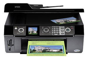 Epson Stylus CX9400Fax All-in-One Printer