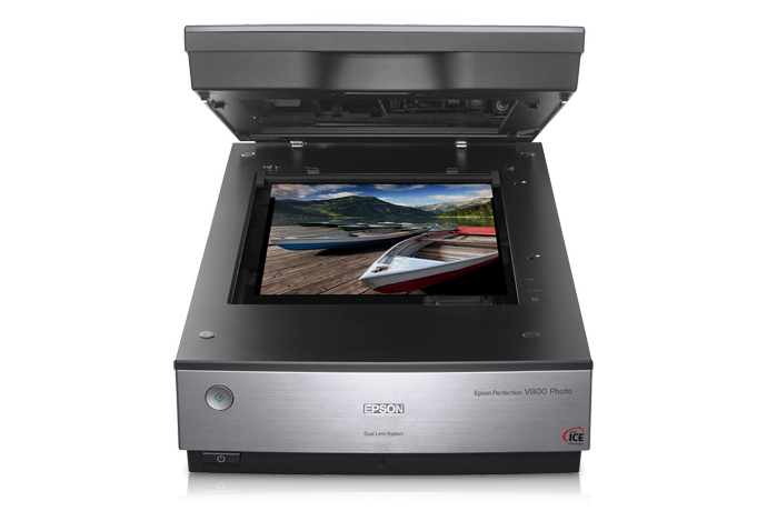 Epson Perfection V800 Photo Color Scanner - Refurbished