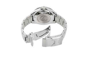ORIENT: Mechanical Sports Watch, Metal Strap - 44.0mm (RA-AA0918S) Asia Limited