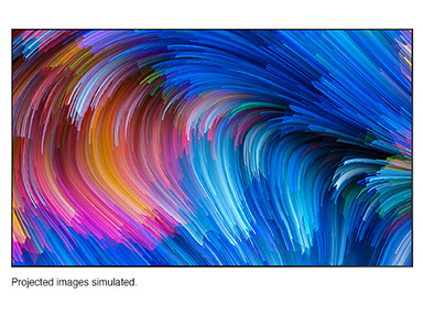 120in. Epson SilverFlex™ Ultra ALR Screen (ELPSC36)