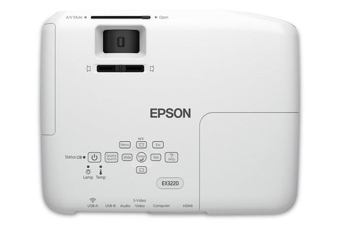 EX3220 SVGA 3LCD Projector