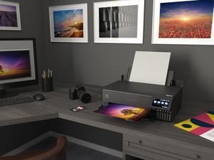 Impresora Multifuncional Epson EcoTank L8180