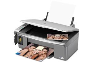 Epson Stylus CX5000 All-in-One Printer